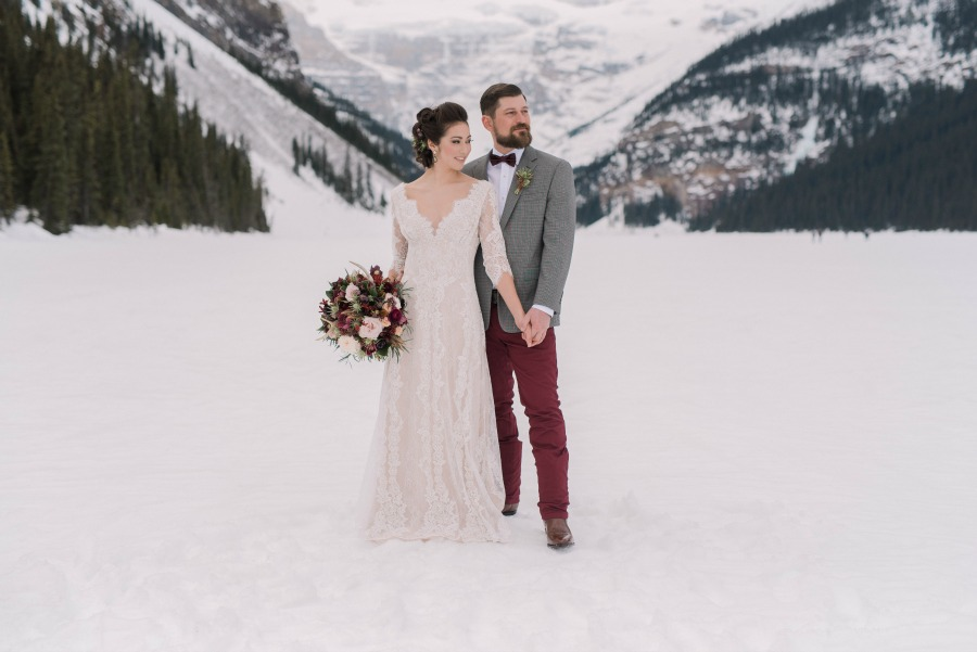 Canadian Rocky Mountain Destination Wedding by Naturally Chic Wedding Planning & Design | Photo by Darren Roberts Photography