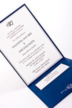 Custom invitation Noteworthy Designs