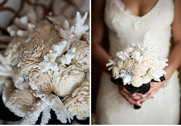 balsa-wood-winter-wedding-bouquet  jldesigns