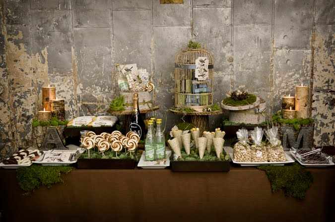 rustic-wedding-sweet-table