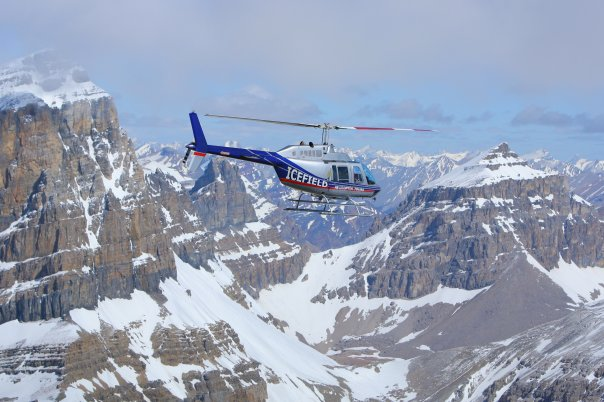 canmore-helicopter-wedding