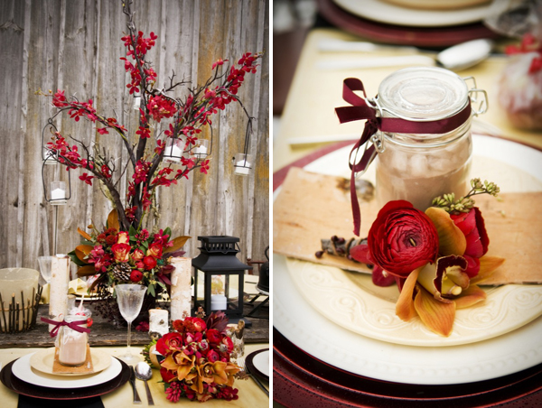 Winter Wedding Decor Archives Banff And Canmore Wedding Planner
