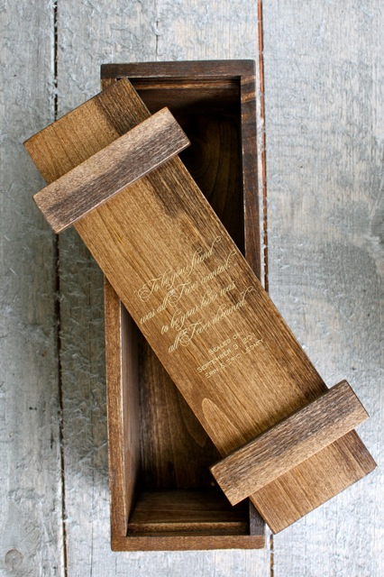 Custom Wood Wine Boxes Archives Banff And Canmore Wedding Planner