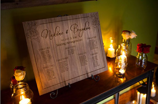 wood-wedding-seating-chart