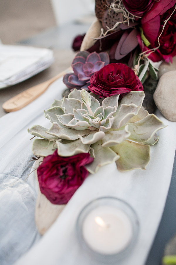 Lakeside wedding inspiration by Naturally Chic | photo by One-Edition: Weddings by Rafal Andronowski Photography and flowers by Sarah Mayerson Design.