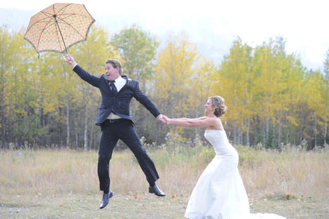 Rocky Mountain wedding from Naturally Chic | www.naturallychic.ca