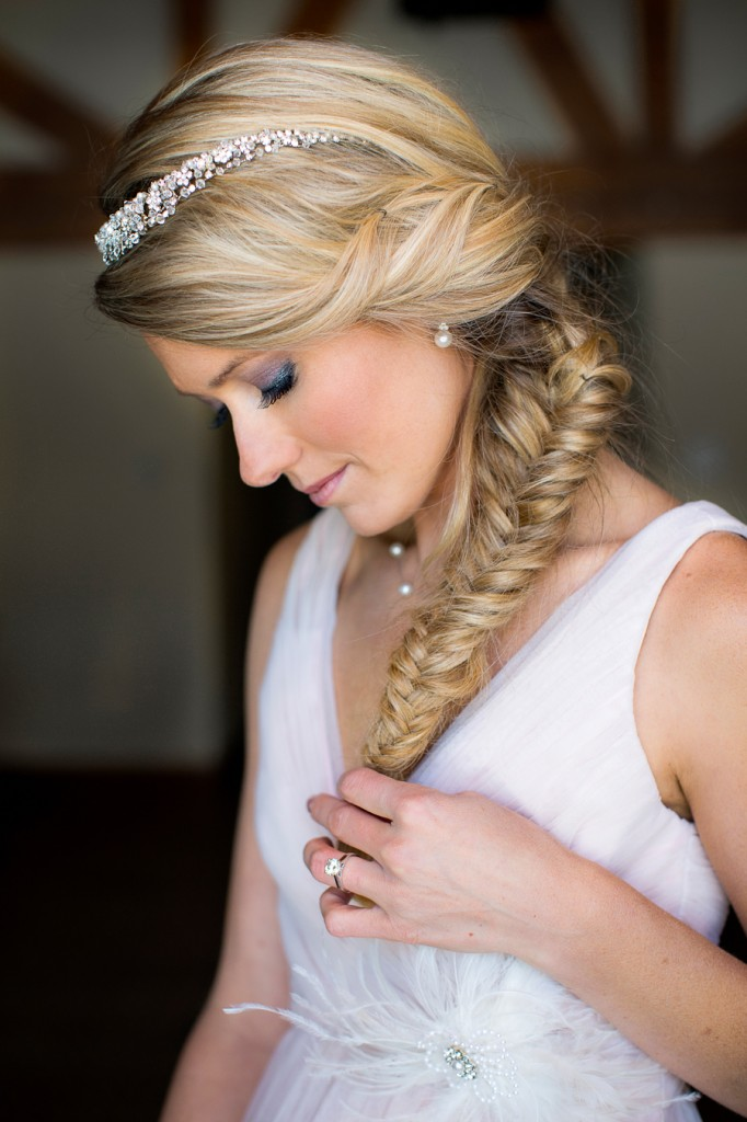 wedding-braids | www.naturallychic.ca Photo by Kim Payant Photography