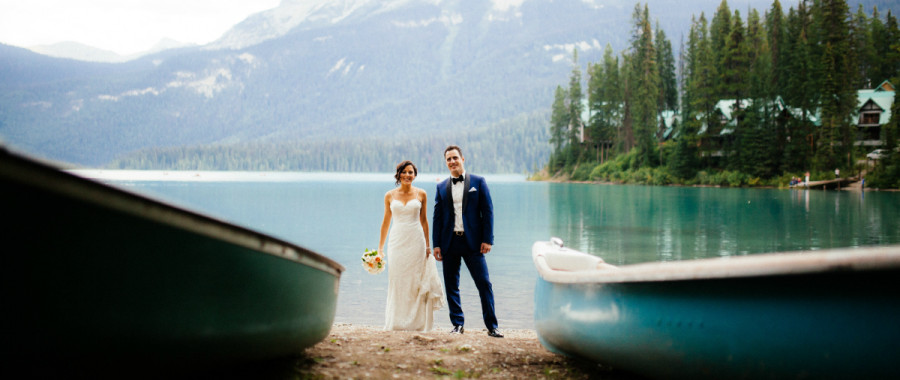 Banff and Canmore wedding planner Naturally Chic | Photo by T.LAW Photography