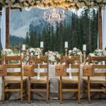 Rustic Mountain Wedding Elegance